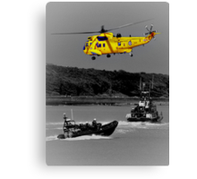 Emergency Which Service Canvas Print
