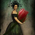Mona&#x27;s rose by Catrin Welz-Stein