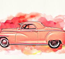 1948 Dodge Coupe as Seen in Luckenbach Texas by VivaChas by ChasSinklier