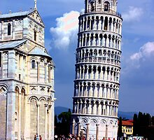 Pisa's Pride by phil decocco