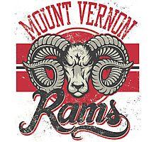 Mount Vernon - Rams Photographic Print