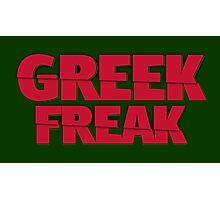 Greek Freak Photographic Print