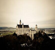 Castle Neuschwanstein by Shane Silberberger