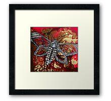 Mothnight Framed Print