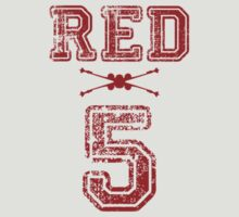 Red 5 by televisiontees