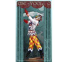 Tarot: The Fool (0) Photographic Print