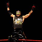Rey Mysterio by Dawn Palmerley