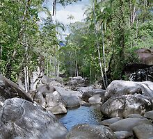 Finch Hatton Gorge by MareeDavy