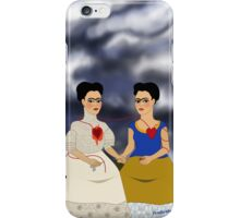 Ladies Fridas iPhone Case/Skin
