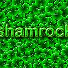 A Bed of Shamrock by Orla Cahill