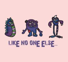 like no one else by dabobabo