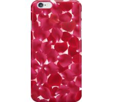 Modern Art Smart and Stylish Rose Petals iPhone Case/Skin