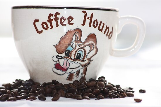 Coffee Hound by Olivia Moore