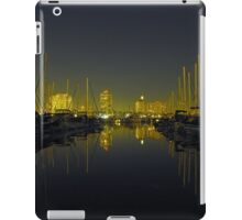 The golden city  iPad Case/Skin