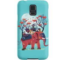 A Colorful Ride Samsung Galaxy Case/Skin