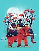 A Colorful Ride by Dan Elijah Fajardo