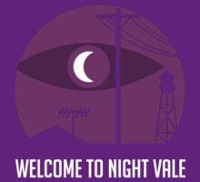 Welcome to Night Vale by nekhebit
