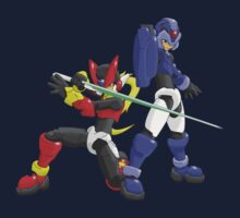 X and Zero - Maverick Hunters T-Shirt