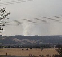 Smokey Yarra Valley 1 by skyhorse