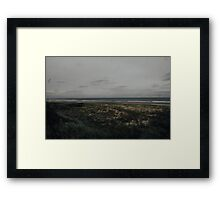 Beachscape VI Framed Print
