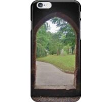 From the Church Door iPhone Case/Skin