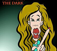 Keeping Me In The Dark by Drawsome