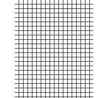 Emmy -- Black and White Grid, black and white, grid, monochrome, minimal grid design cell phone case Photographic Print