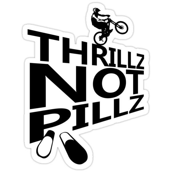 Thrills Not Pills by Nathan Smith