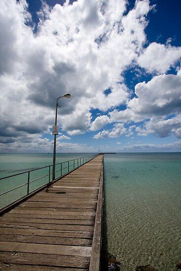 Rye Pier by Jared Revell