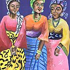 Three sisters by orna