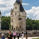 Chateau de Chenonceau, France #9 by Elaine Teague