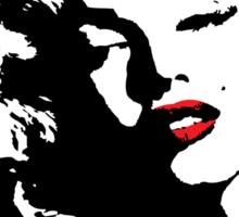 Marilyn Monroe - Tee Sticker