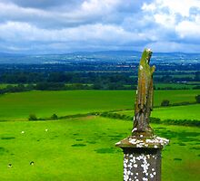 Rock of Cashel by TJ Kerr
