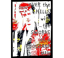 Over the Hills Photographic Print