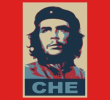 che guevara obama style by Vagelis Georgariou