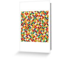 MOSAICO Greeting Card