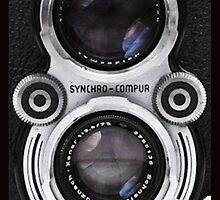 Rolleiflex Camera by UniqueCase