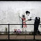Banksy by shionanana