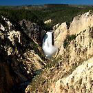 Yellowstone Grand Canyon by Photoman56