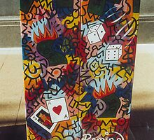 Brisbane Artforce Campaign - Traffic Control Box 2 by Remine