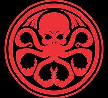 Immortal Hydra by wechangeworld