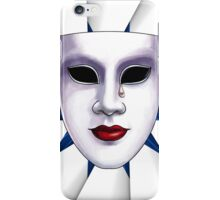 Paper Moon Modern Art Smart Stylish Wall Art iPhone Case/Skin