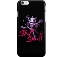 SKIP SKULL iPhone Case/Skin