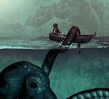 Here Comes The Kraken by rnstudiomtl