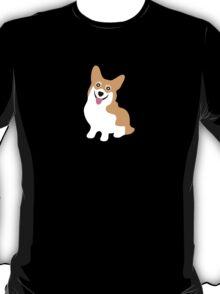Cute Little Corgi Pup T-Shirt