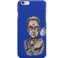 Twelve and His Spoon iPhone Case/Skin