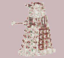 Floral Dalek by TABEverything