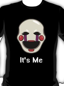 Five Nights at Freddy's Puppet - It's Me T-Shirt