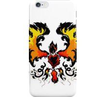 Flame Pheonix iPhone Case/Skin