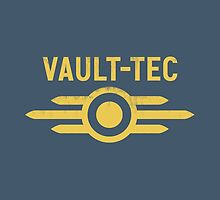 Fallout Vault Tec by SolarShadow1